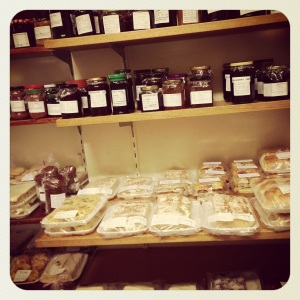 preserves, slices, cakes - the joy at Cook Park Guildry