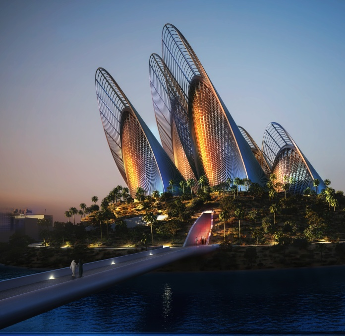 Zayed National Museum - architects: Foster + Partners