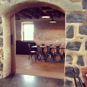 Inside the new Philip Shaw Wines cellar door